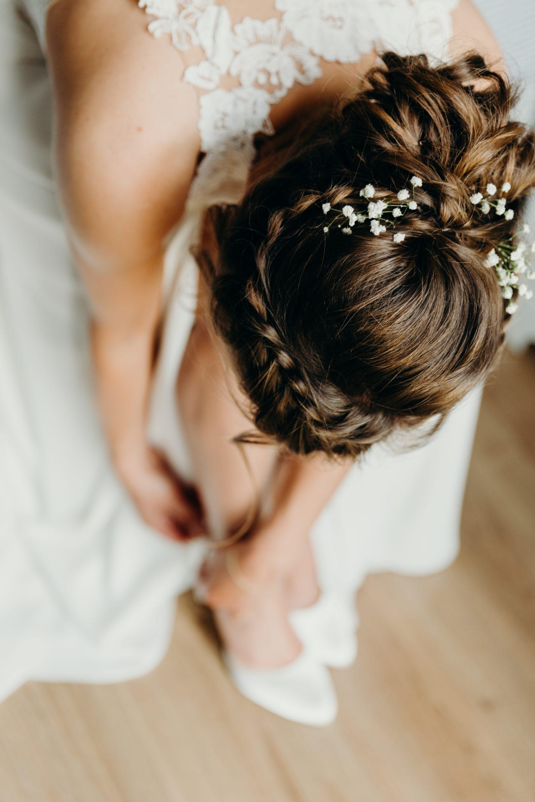 Bruidskapsel Simone