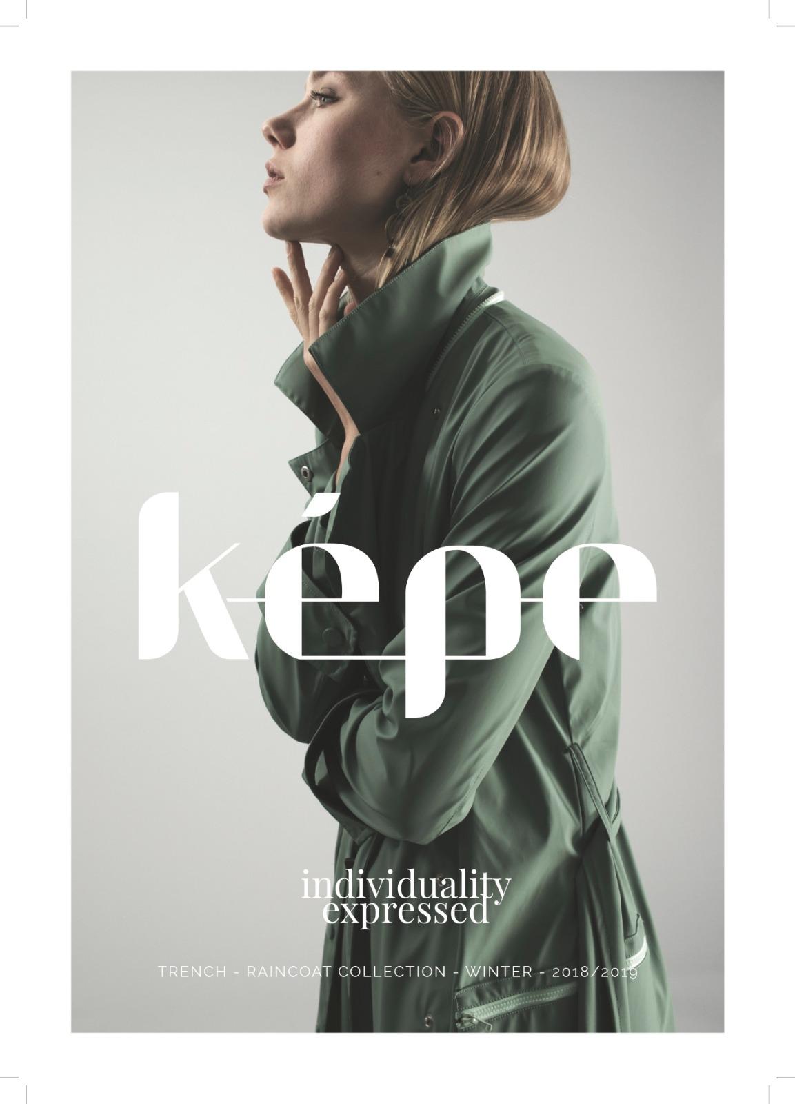 Lookbook Kepe-wear(visagie&haarstyling)