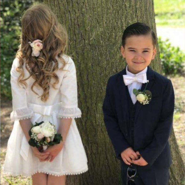 Bruidsmeisje kapsel