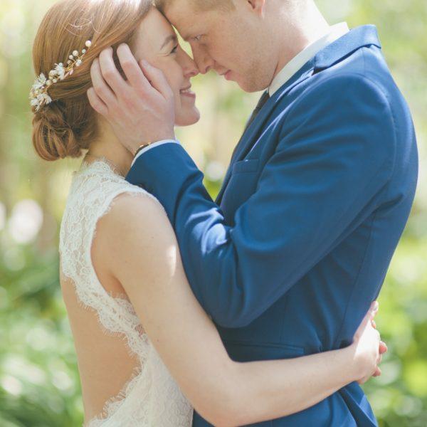 Bruidsmake-up en Bruidskapsel Nicole