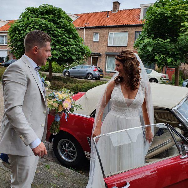Bruid Annemieke