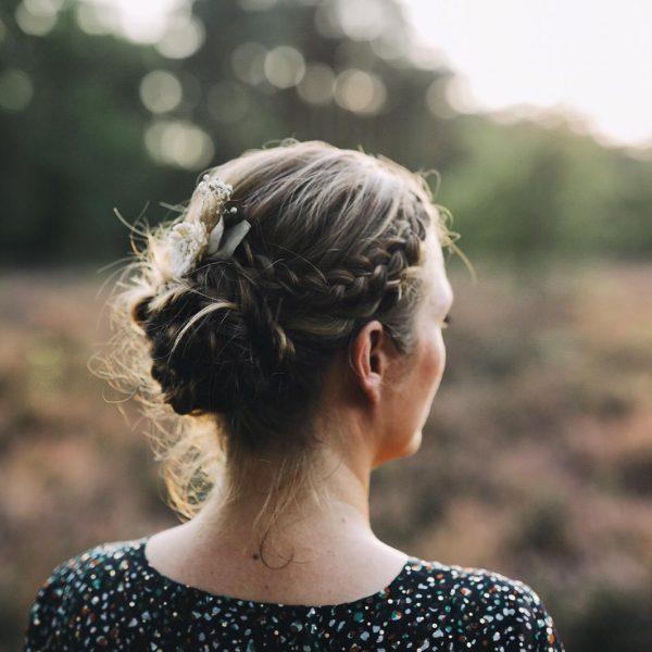 Bruid Janie (foto door Jos Meijers)