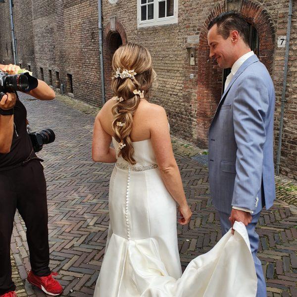 Bruidskapsel Fedra