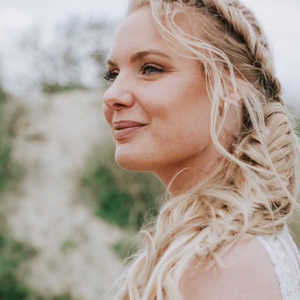 Bruidsmake-up en kapsel Marja(www.talithaverver.com)